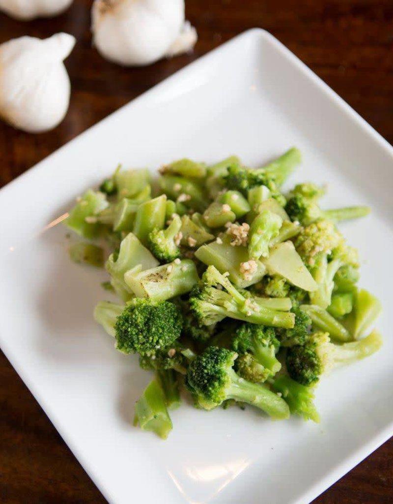 FliP Frozen Garlic Lemon Roasted Broccoli