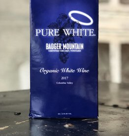 Badger Mountain Pure White