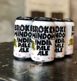 Tacoma Brewing Broken Window India Pale Ale 6 Pack