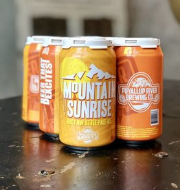 Puyallup River Brewing Mountain Sunrise 6 Pack