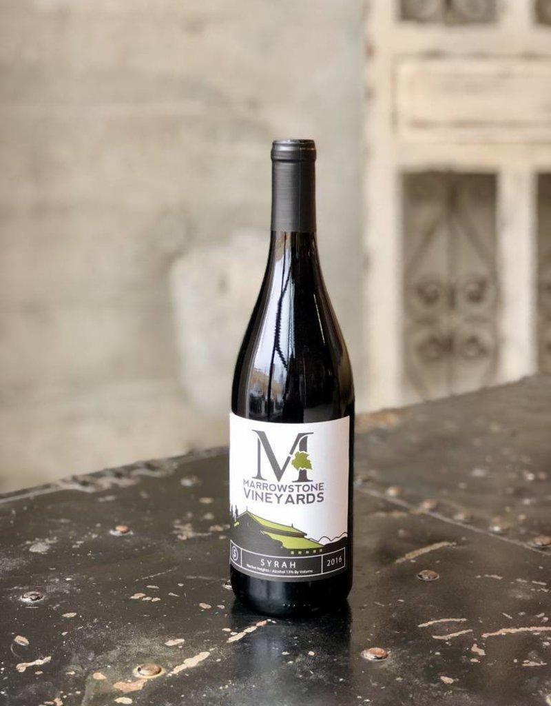 Marrowstone Vineyard Syrah