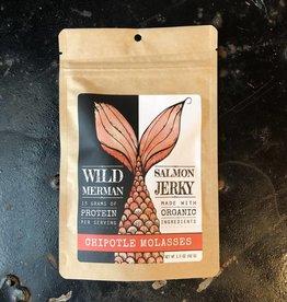 Wild Foods, Inc Salmon Jerky Chipotle Molasses