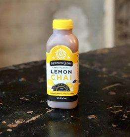 Mornig Glory Chai Lemon Chai 16 oz