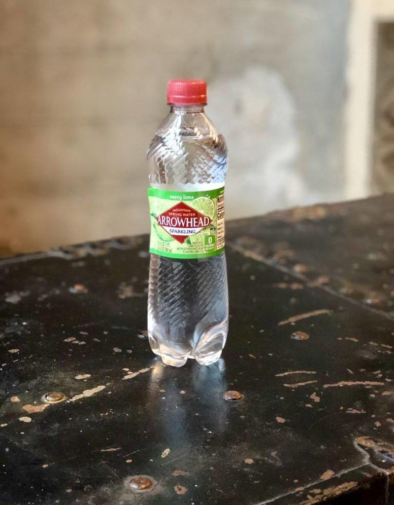 Arrowhead Zesty Lime Sparkling Water