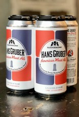 Triceratops Brewing Hans Gruber 16 oz 4 Pack