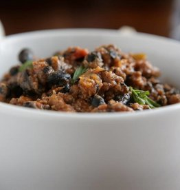 FliP Frozen Beef and Black Bean Chili