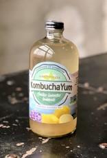 KombuchaYum English Lavender Lemonade Kombucha