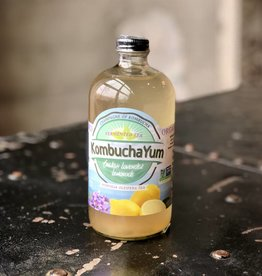 KombuchaYum English Lavender Lemonade Kombucha