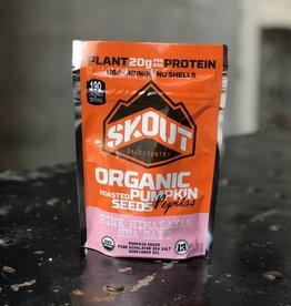 Skout Organic Pumpkin Seeds Pink Himalaya Sea Salt