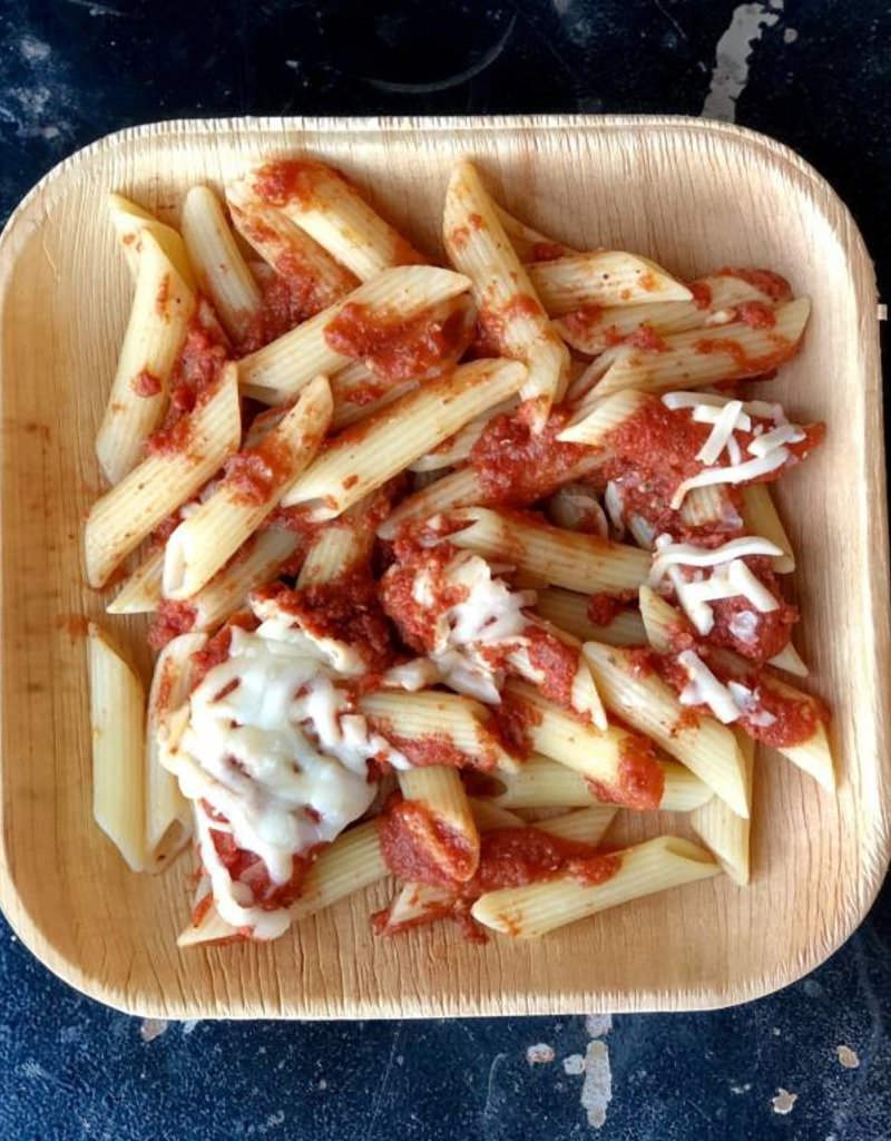 FliP Frozen Penne with Tomato basil sauce lunch