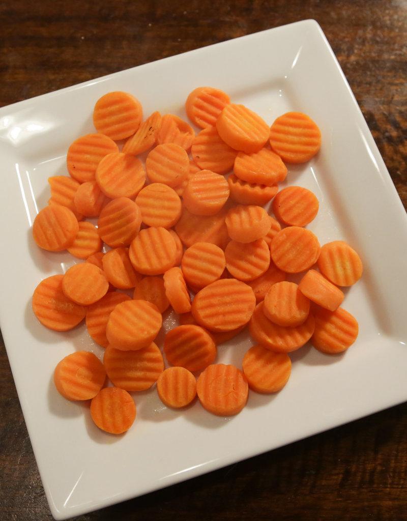 FliP Frozen Lemon Glazed Carrots