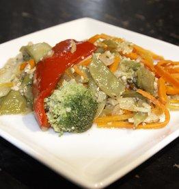 FliP Frozen Asian Chicken with Vegetables Lunch