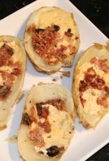FliP Frozen Parmesan Potato Boats
