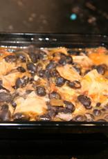 FliP Frozen Southwestern Black Bean Casserole Lunch