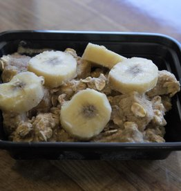 FliP Frozen Banana Oat French Toast Cubes