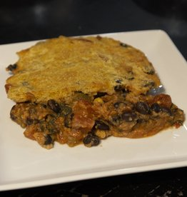 FliP Frozen Vegetarian Tamale Casserole