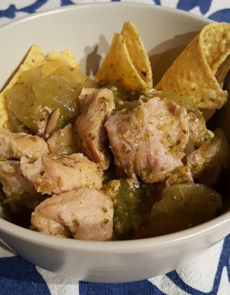 FliP Frozen Slow Cooker Chili Verde