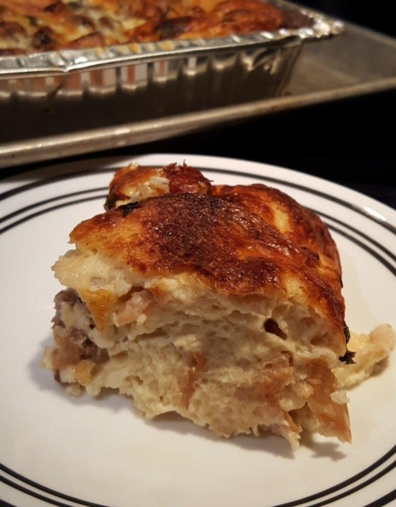 FliP Frozen Traditional Breakfast Casserole