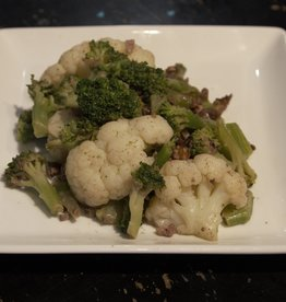 FliP Frozen Spiced Cauliflower And Broccoli