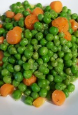 FliP Frozen Peas And Carrots With Dill Sauce