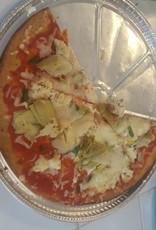 FliP Frozen Goat Cheese and Artichoke Pizza