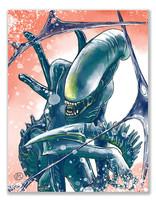 Sissy-Lilou Lilou - Alien