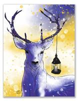 Sissy-Lilou Lilou - Cerf lanterne