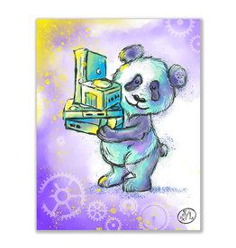 Hot Peppermint Sissy-Lilou - Geek Panda