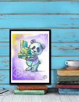 Sissy-Lilou Lilou - Geek Panda