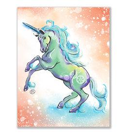 Hot Peppermint Sissy-Lilou - Steampunk Unicorn