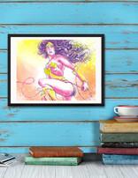 Sissy-Lilou Lilou - Wonder Woman