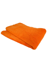 "Chemical Guys Premium Car Drying Microfiber Towel, Orange 25"" X 36"