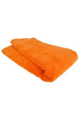 "Chemical Guys Fatty Super Dryer Microfiber Towel, Orange 25"" X 36"
