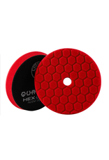 Hex-Logic BUFX117HEX5 Hex-Logic Quantum Buffing Pad Red -5.5''