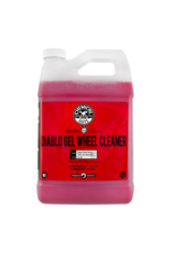 Chemical Guys Diablo Gel Wheel & Rim Cleaner Concentrated Suspension Rim & Wheel Cleaner Gel Safe For All Wheels (1 Gal)