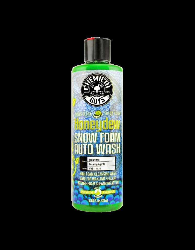 Chemical Guys Honeydew Snow Foam- Premium Auto Wash -It's Foam Party Time (16oz)
