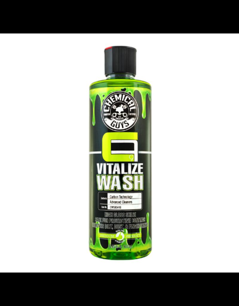Chemical Guys Carbon Flex Vitalize Wash (16oz)