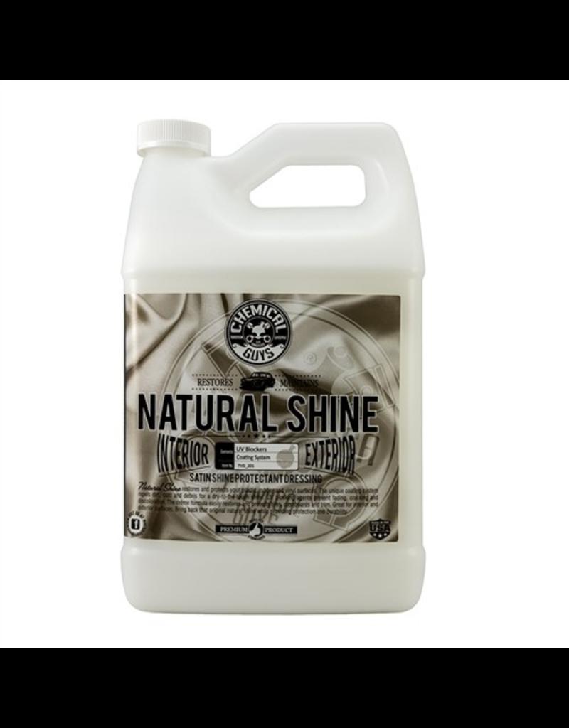 Chemical Guys Natural Shine, Satin Shine Dressing (1 Gallon )