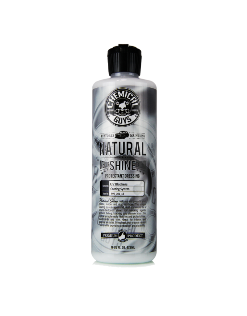 Chemical Guys Natural Shine, Satin Shine Dressing (16oz )
