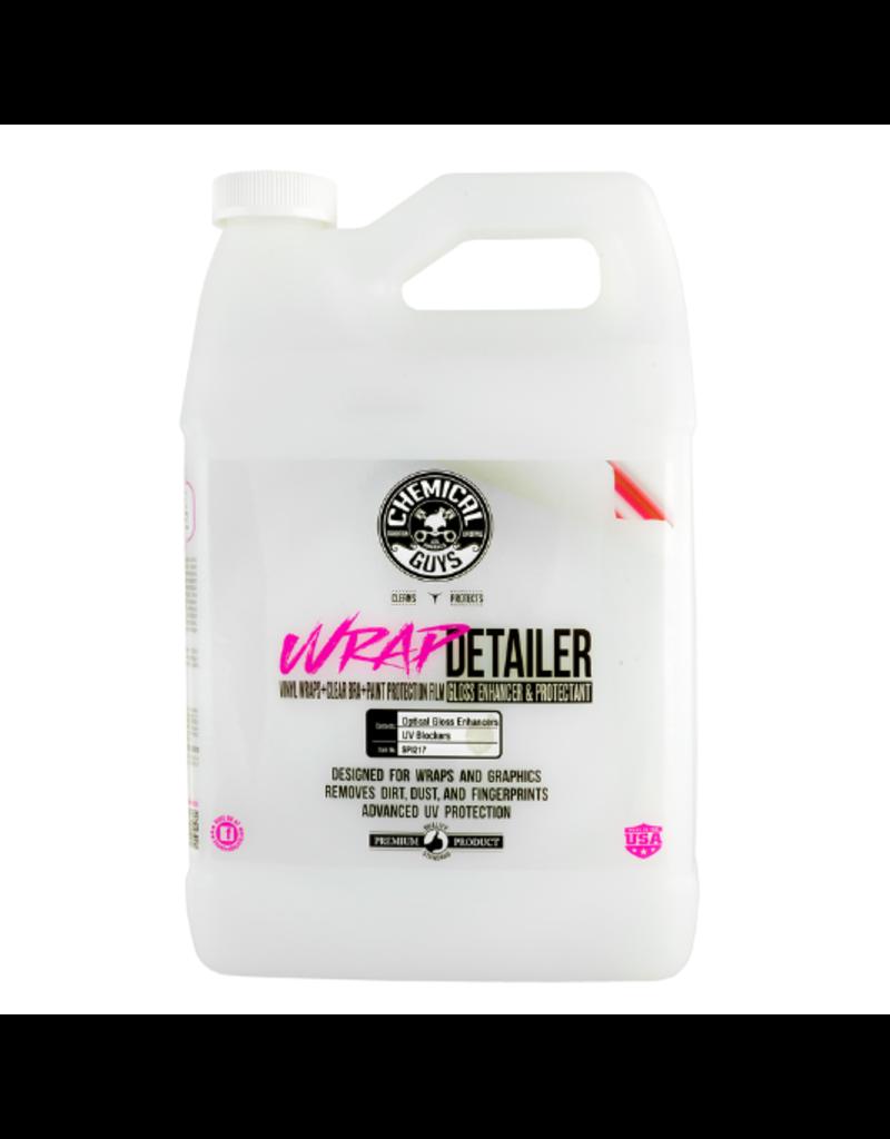 Chemical Guys Wrap Detailer Gloss Enhancer & Protectant (1 Gal)