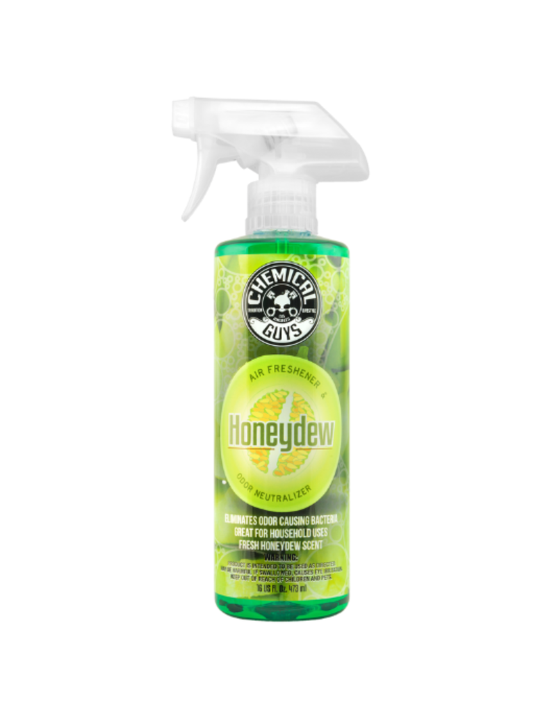 Chemical Guys AIR_220_16 Honeydew Cantaloupe Premium Air Fragrance & Freshener (16 oz)