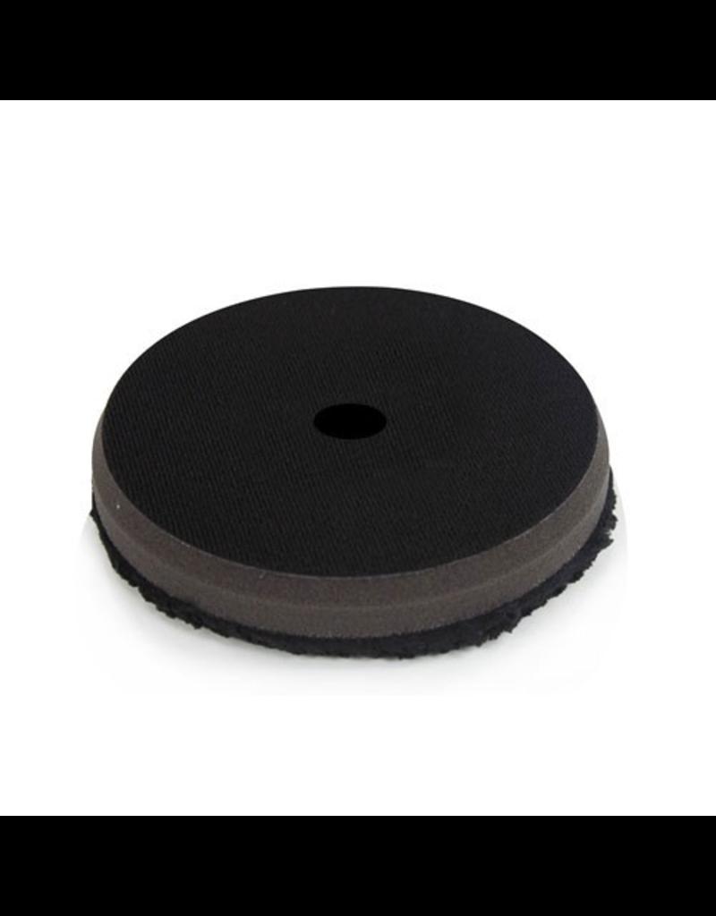 "Chemical Guys 6.5"" Finishing Micro Fiber Pad, Black Inner Foam, 3/4"" Thickness (1pcs)"