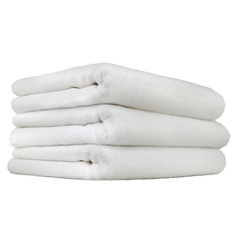 "Chemical Guys Edgeless No Bunch Microfiber Polishing Towels, 16"" X 16"" (3 Pack)"