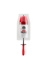 Red Rocket Wheel and Rim Detailing Brush