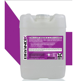 Brand-X Brand X-TRA Clean Window & Glass Cleaner (5 Gal. Cube)