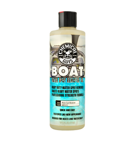 Chemical Guys Boat Heavy Duty Water Spot Remover Gel (16oz)