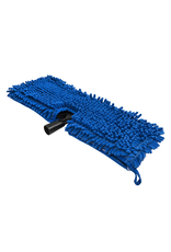 Chemical Guys ACC501 Chenille Wash Mop, Blue with Plastic Head Attachment