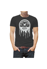 Chemical Guys SHE714L Chemical Guys - Shirt - Sema '15 White Dripping Circle Shirt (L)