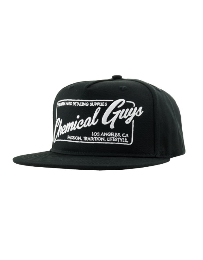 Chemical Guys Chemical Guys Car Culture Lifestyle Snapback Hat (One Size)