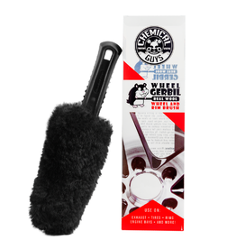 Chemical Guys Gerbil Wheel Brush-All Surface Premium Wheel & Rim Brush